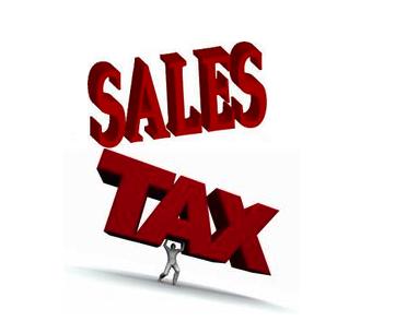 Sales Tax Help